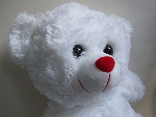 Red Nose Teddy Bear 15